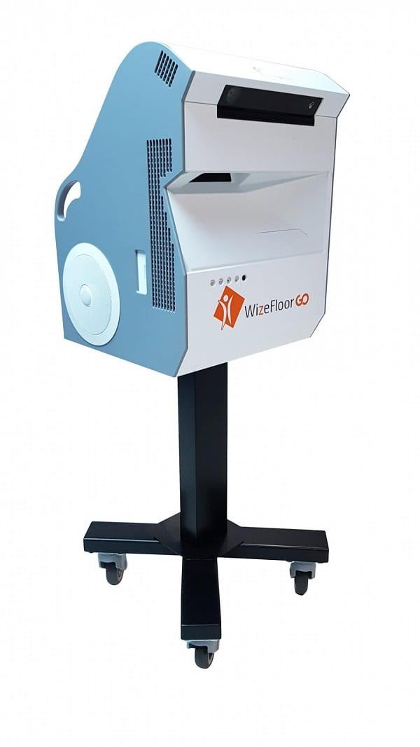 Portable Interactive Floor