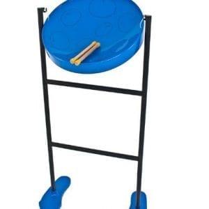 Steel Pan Blue