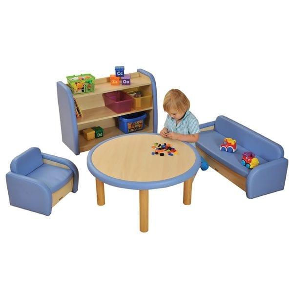 Toddler 2 seat sofa 2
