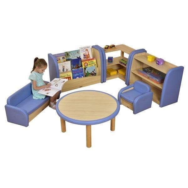 Toddler 2 seat sofa 3