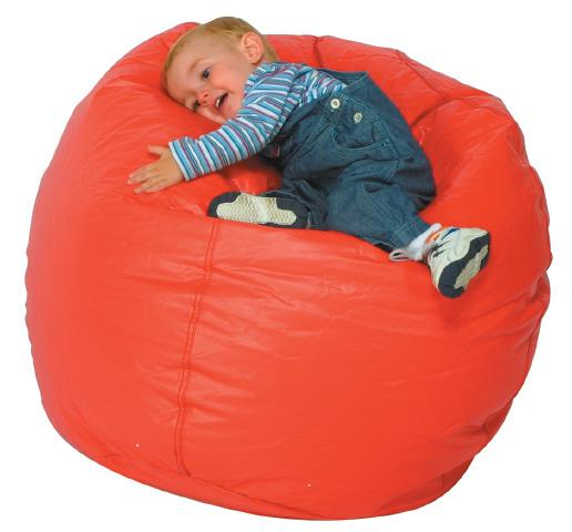Vibrating bean bag