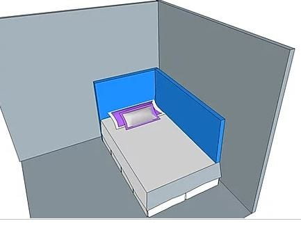 bed padding