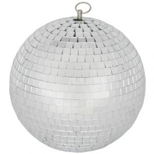 30cm mirror ball web