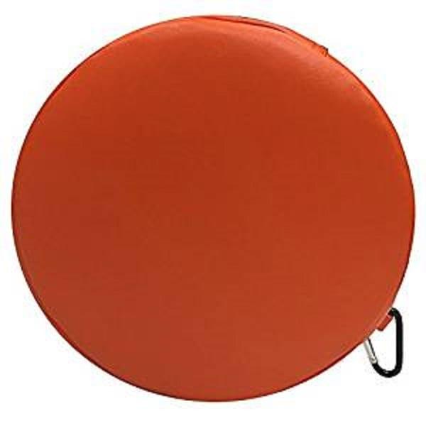 orange circle web