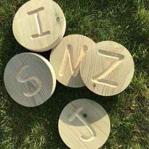 Alphabet Discs Upper Case 1