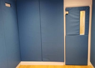 Wall padding and Door padding